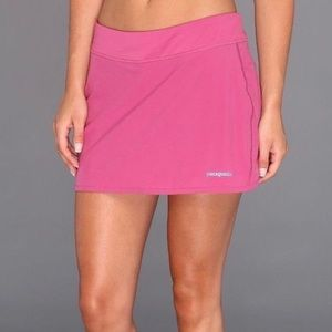 Patagonia Nine Trails Skirt in Pink
